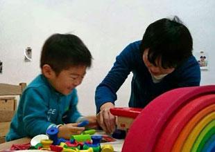 子どもと学ぶのイメージ